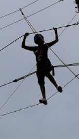 <h5>the Challenge Course</h5>